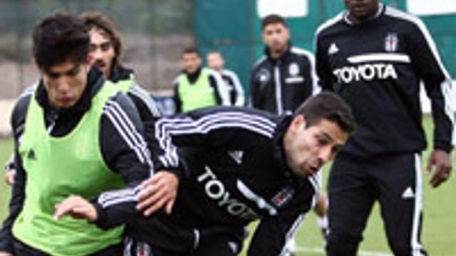 Beşiktaş'ta Kayseri hazırlıkları