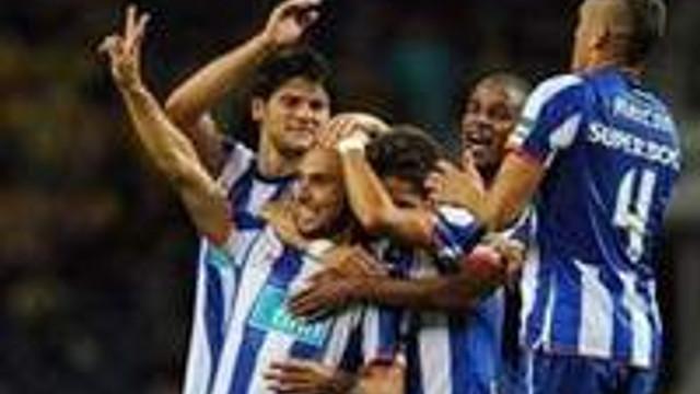 Porto zirveye yerleşti