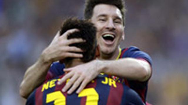 Sakatlığı Messi'nin suçu!