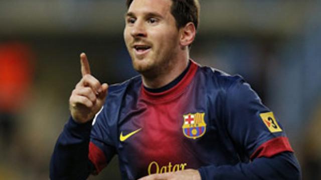 ''Sakatlığı Messi'nin suçu''
