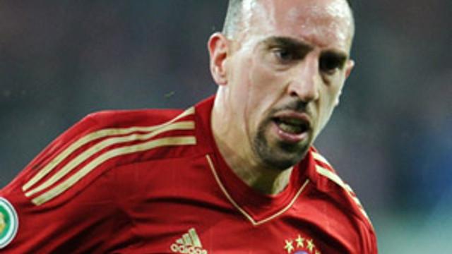 Ribery çok büyük konuştu