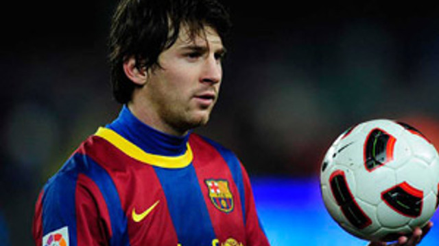Valdes'ten Lionel Messi'ye övgü