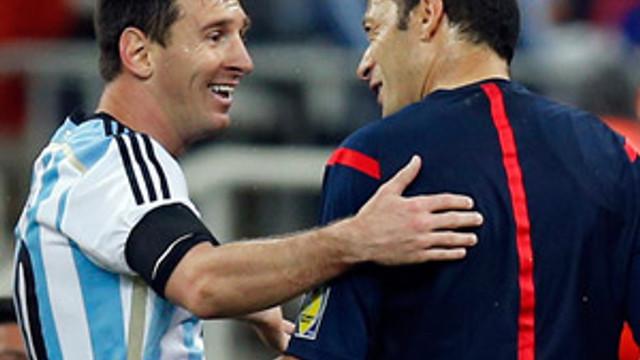 ''Dünya Kupası'nda tek amatör bizdik''