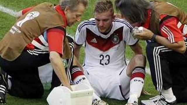 Final maçının ilk yarısını hatırlamıyor