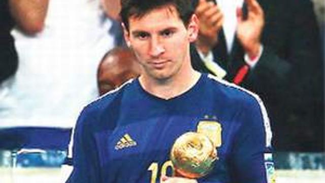 FIFA'dan Messi açılımı