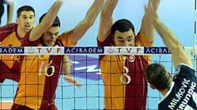 Galatasaray'ın rakibi Calzedonia