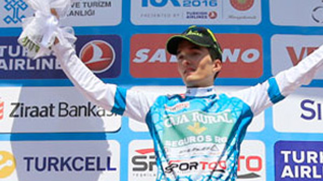 Alanya-Kemer etabını Mareczko kazandı