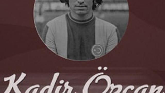 Trabzonspor, efsane futbolcusu Kadir Özcan'ı andı