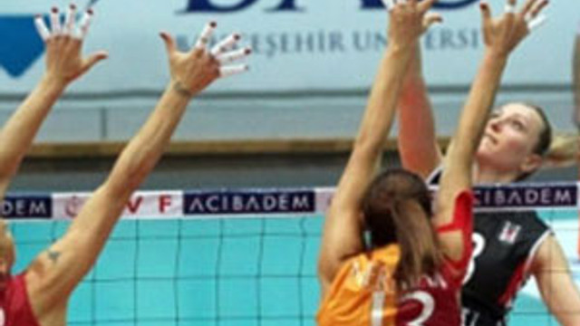 Filede Beşiktaş'ın konuğu Galatasaray