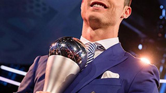 FIFA ödül töreninde skandal !