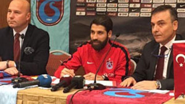 Olcay Şahan: ''Trabzon'a tecrübemi getirdim''