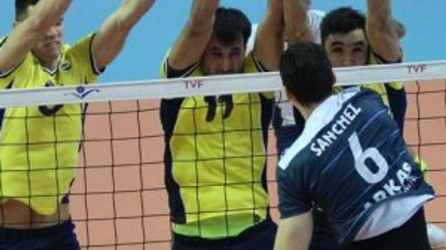 Fenerbahçe set vermedi !