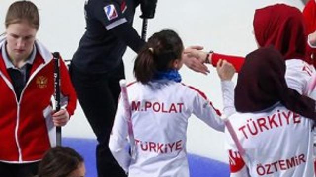 Curling'te gümüşle yetindik