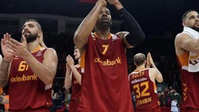 Galatasaray Odeabank Yunanistan deplasmanında
