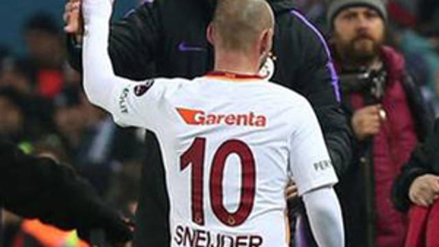 Tudor ile Sneijder arasındaki ilginç diyalog