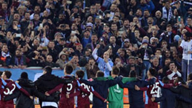 Trabzonspor Beşiktaş'ın rekoruna göz dikti