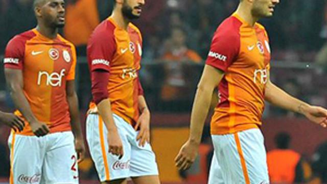 Galatasaray'da büyük çöküş !
