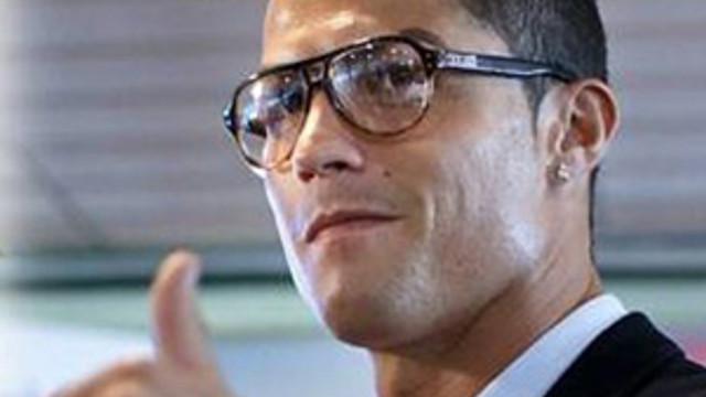 Ronaldo çapkınlık turunda !
