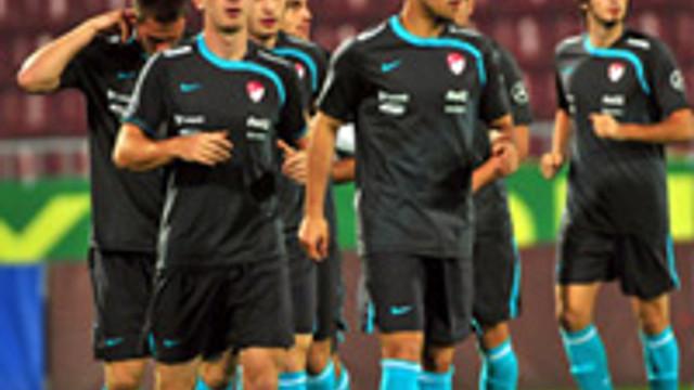 Ümit Milli futbol takımı toplandı