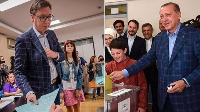 Almanlar rahatsız oldu: Erdoğan ile aynı ceketi giyiyorlar