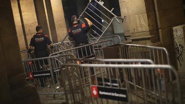 Katalonya'da kritik gün geldi çattı ! Güvenlik üst seviyede...