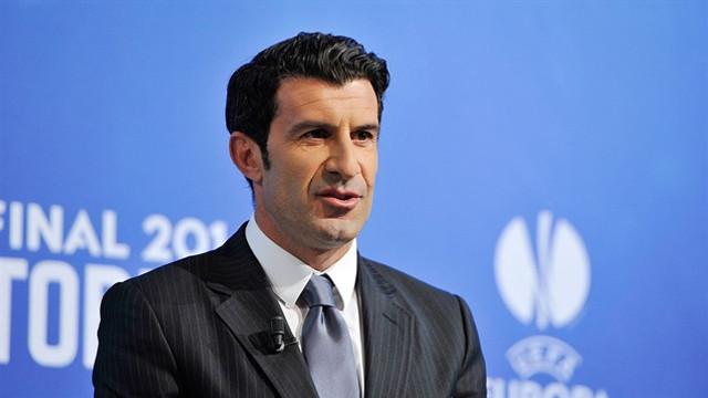 İşte Figo'nun UEFA'daki yeni görevi !