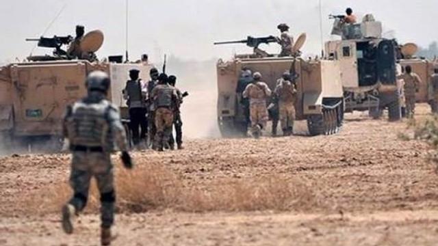Irak ordusu Kerkük sınırına dayandı