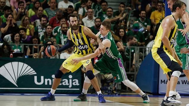 Fenerbahçe galibiyeti kıl payı kaçırdı !