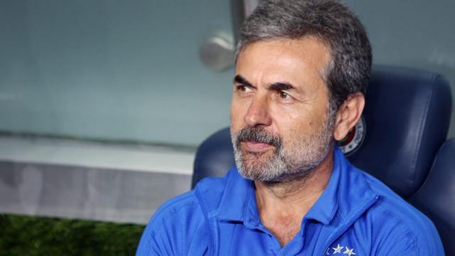 Aykut Kocaman Malatyaspor'a hazırlanıyor