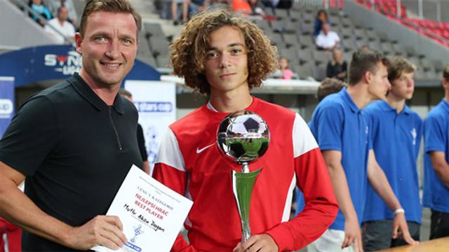 Galatasaray'dan bir genç transfer daha