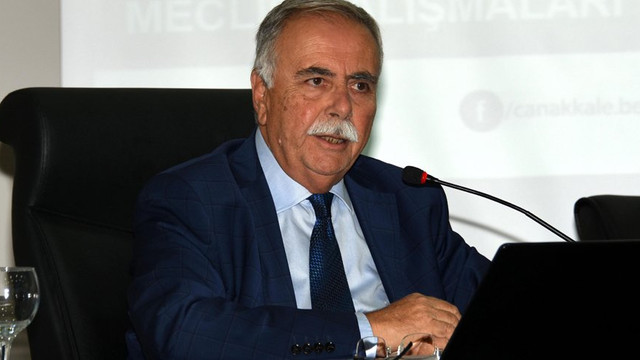 Erdoğan'ın ''törende konuşturmayın'' dediği başkandan cevap