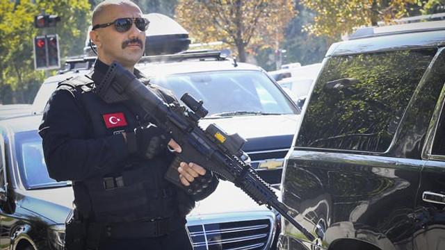 Erdoğan'ın koruma ekibine MPT-76 dağıtıldı