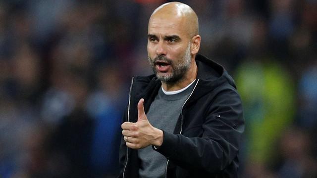 Guardiola'dan savunma: İngilizcem iyi değil