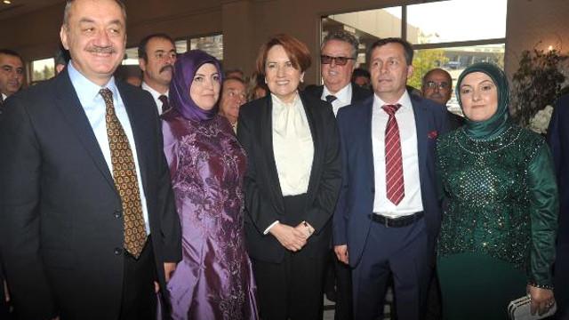 Meral Akşener'den ilginç çıkış: Sünnette iktidar olmuştuk, düğünde...