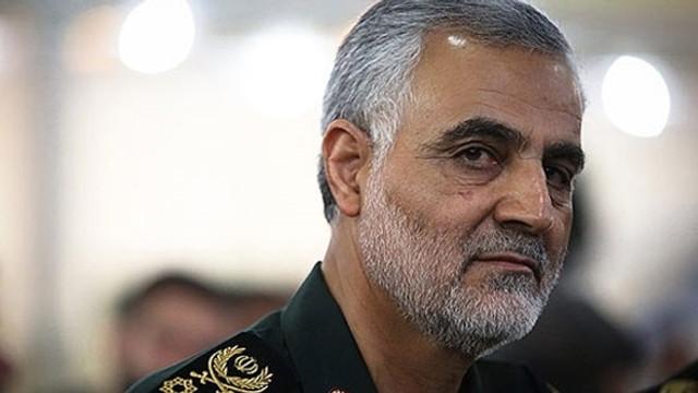 Gerginlik sonrası İranlı komutan Kuzey Irak'ta !