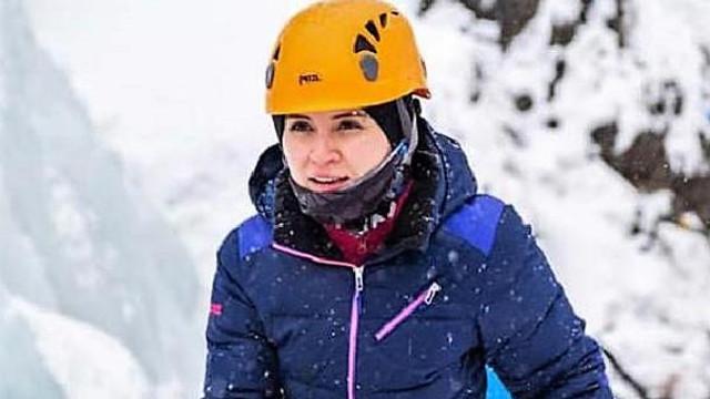 Kaya tırmanışında düşen Cansu'dan kötü haber