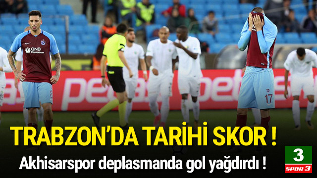 Trabzonspor sahasında dağıldı !