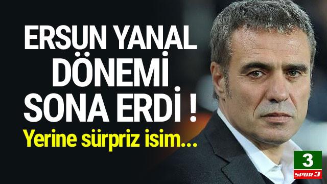 Trabzonspor Ersun Yanal'la yollarını ayırdı