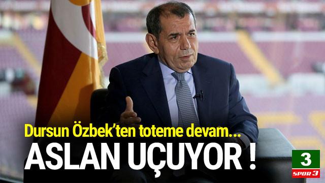 Dursun Özbek'ten toteme devam !