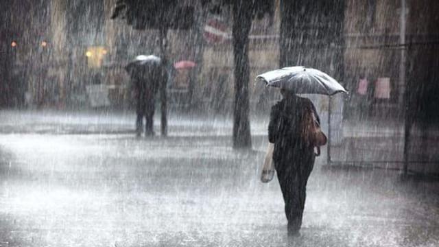 Trabzon ve Giresun için kuvvetli yağış uyarısı !