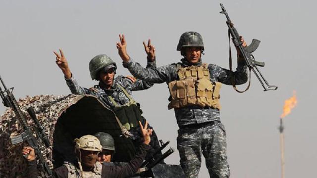 Haşdi Şabi ve Irak ordusu Şengal'i ele geçirdi