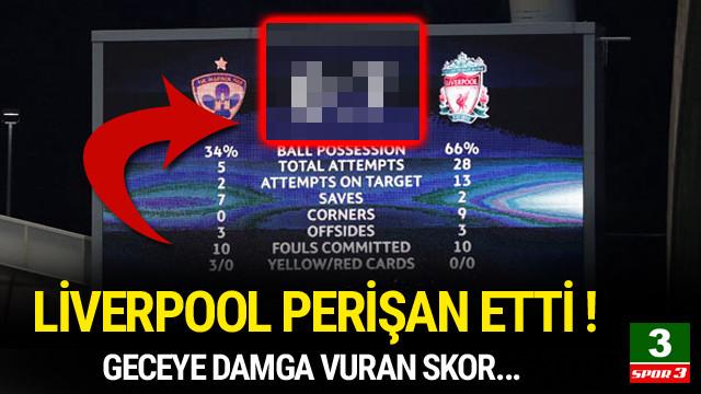 Liverpool Maribor'a gol yağdırdı