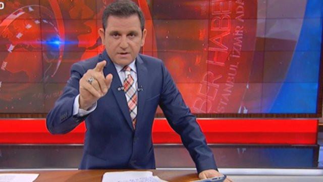 Fatih Portakal, transferi canlı yayında duyurdu