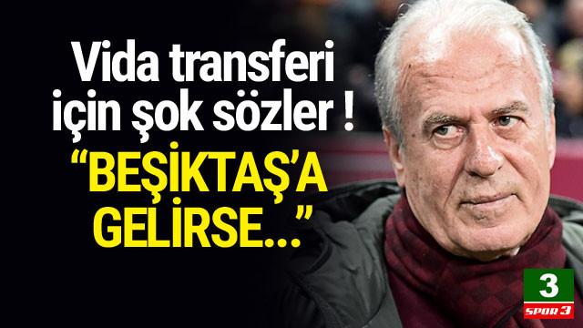 Mustafa Denizli: ''Vida gelirse...''