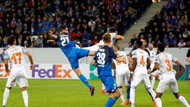 Hoffenheim - Başakşehir: 3-1