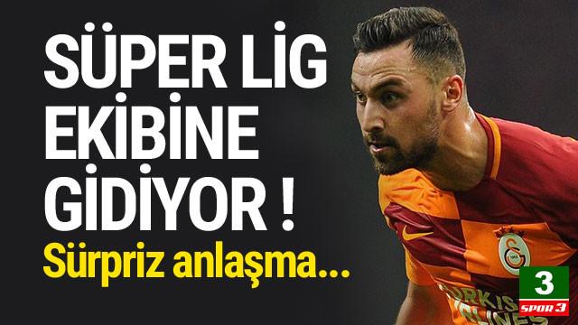 Sinan Gümüş, Süper Lig ekibiyle söz kesti