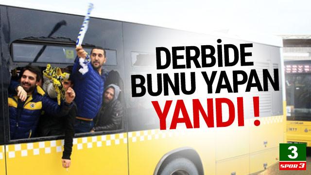 Spor Bakanlığı ve Emniyet'ten flaş derbi kararı