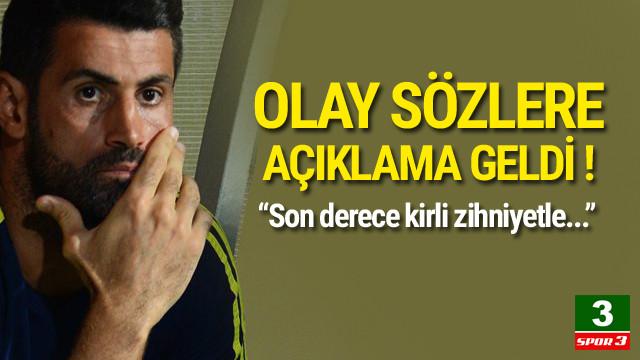 Serhat Akın'dan Volkan Demirel açıklaması