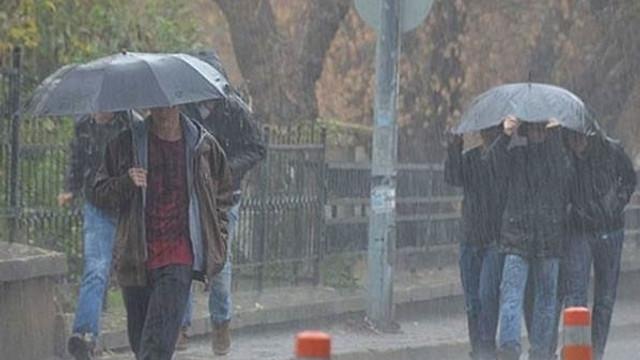 Meteoroloji uyardı ! O bölgelere yağış geliyor...