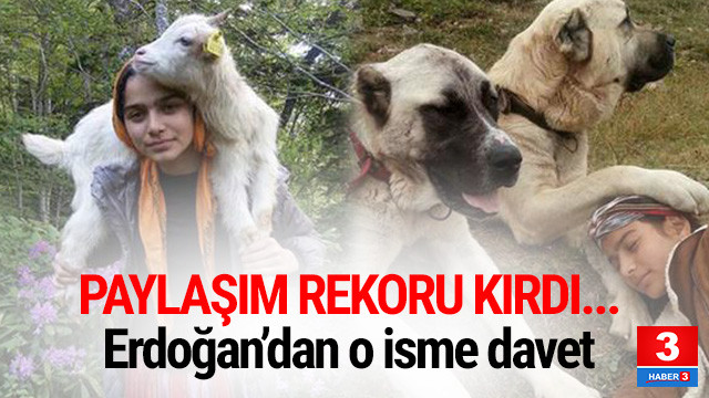 Paylaşım rekoru kırdı Erdoğan davet etti